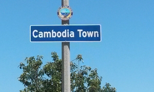 Cambodia Town (11th and Junipero)